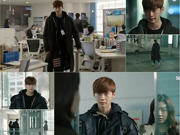 Lee Jong Suk Siap Marahi Reporter Usil Dalam Cuplikan 'Pinocchio'