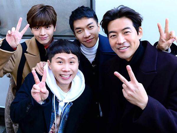 Sederet Hal Kocak Ini Sering Terjadi di Setiap Episode Variety SBS 'Master in the House'