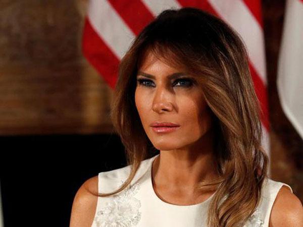 Ibu Negara Melania Trump Dilaporkan Jalani Operasi Ginjal