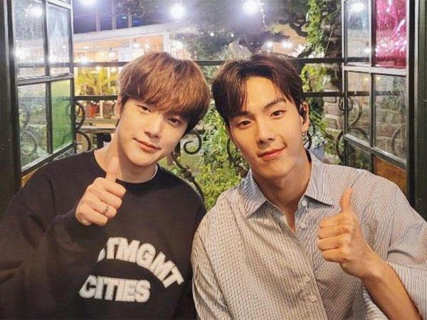 Minhyuk dan Shownu MONSTA X Bagikan Kesan Bisa Duet untuk Lagu OST