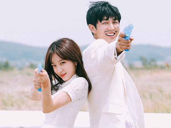 Im Seulong Perjuangkan Cinta Hani EXID Sampai Akhir di MV 'It's You'
