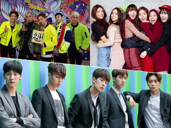 Siapa Nama Grup K-pop Terbaik dan Terburuk Menurut Para Ahli di Industri Hiburan?