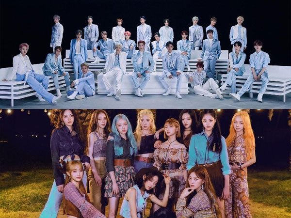 NCT No. 1, LOONA Debutkan Album Baru di Chart Billboard World Albums
