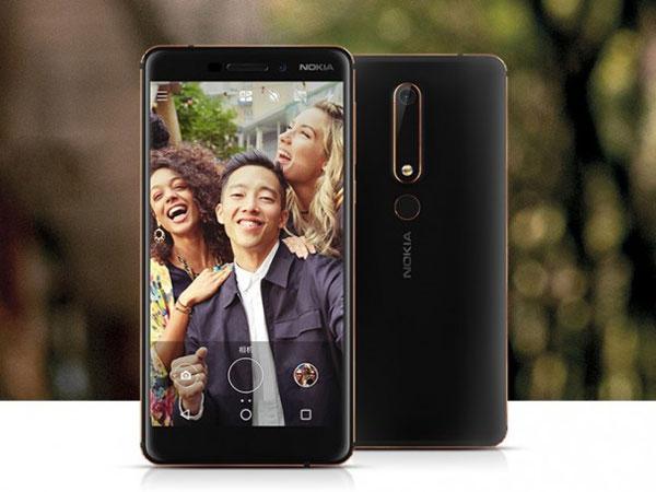 Bocoran Lengkap Nokia 6 Versi 2018 Sebelum Resmi Dirilis