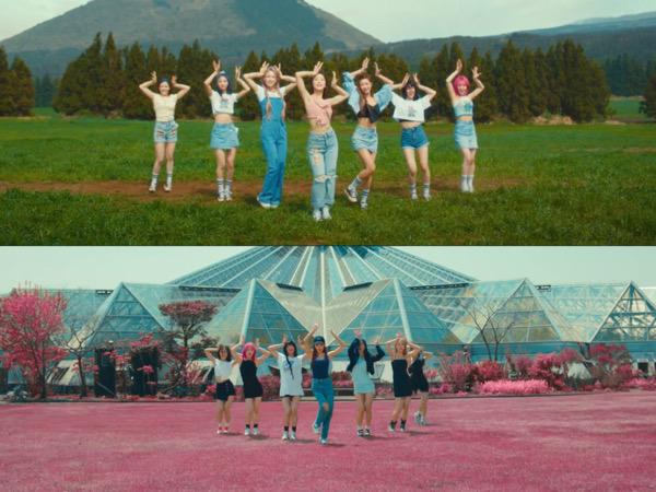 Oh My Girl Sambut Musim Panas dengan MV Comeback 'Dun Dun Dance'