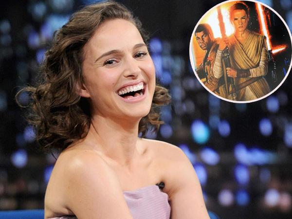 Pernah Jadi Fenomena 'Star Wars', Ternyata Natalie Portman Belum Nonton 'The Force Awakens'!