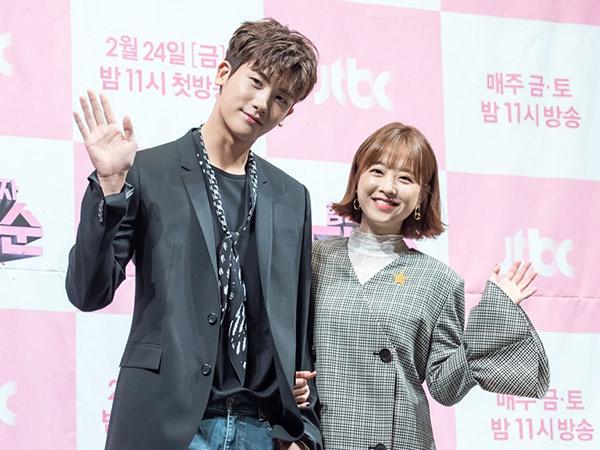 Park Bo Young Beri Hadiah Manis untuk Hyungsik di Lokasi Syuting Drama 'Suits'