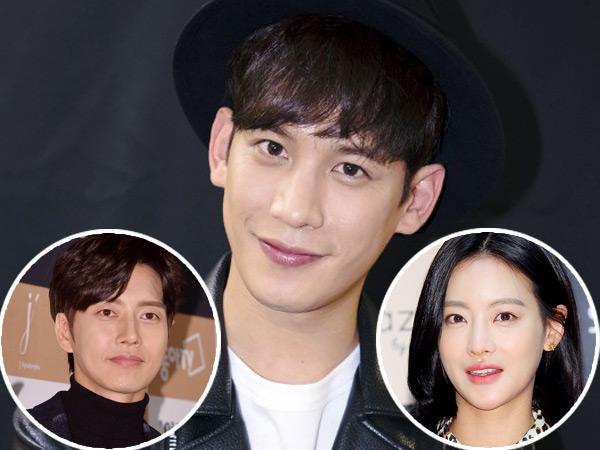 Temani Park Hae Jin dan Oh Yeon Seo, Aktor Tampan Ini Juga Siap Bintangi Film 'Cheese in the Trap'