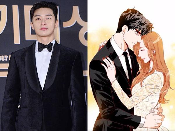 Park Seo Joon Dipastikan Comeback Drama Adaptasi Webtoon Populer!