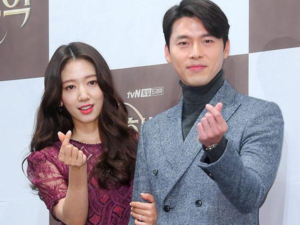 Pertama Kali Kerja Bareng, Park Shin Hye dan Hyun Bin Ungkap Kekaguman Satu Sama Lain