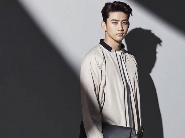 Taecyeon 2PM Kejutkan Penggemar dengan Penampilannya di Foto Balik Layar Drama 'Save Me'