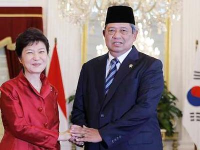 Bertemu Presiden Korea Selatan, Presiden SBY Puji K-Pop!