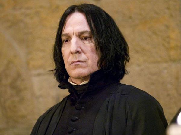 'Profesor Snape' Ungkap Sempat Frustasi Saat Syuting Film 'Harry Potter'!