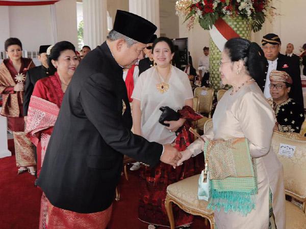 Kunci Ini Jadi Faktor Jokowi Bisa Buat Sejarah Pertemukan SBY dan Megawati