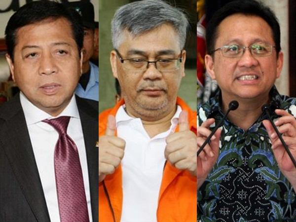 Selain Setya Novanto, Ketua Lembaga Tinggi Negara Ini Juga Terjerat Kasus Korupsi