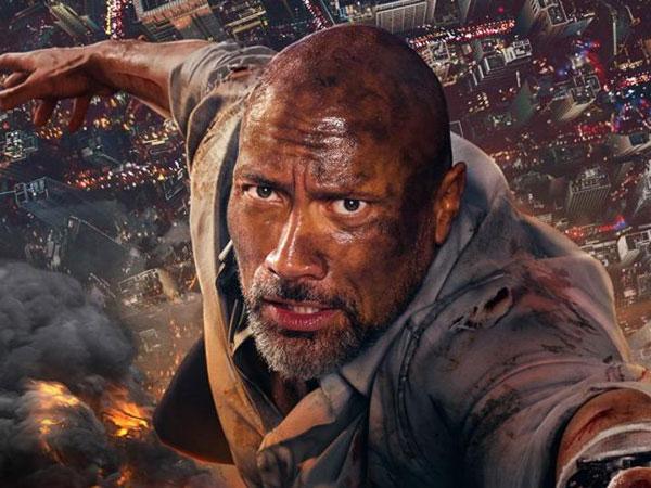 Segera Tayang, 'Skyscraper' Rilis Trailer Terbaru Tampilkan Dwayne Johnson