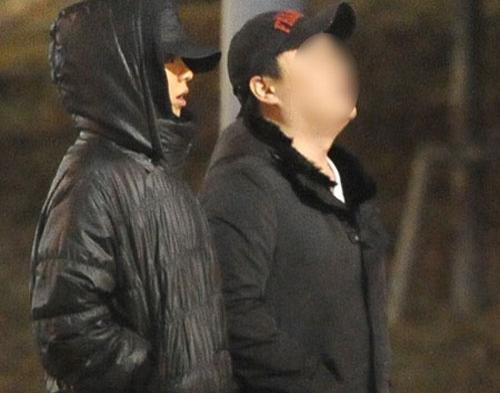 Song Ji Hyo Jalin Kasih Dengan CEO Agensinya
