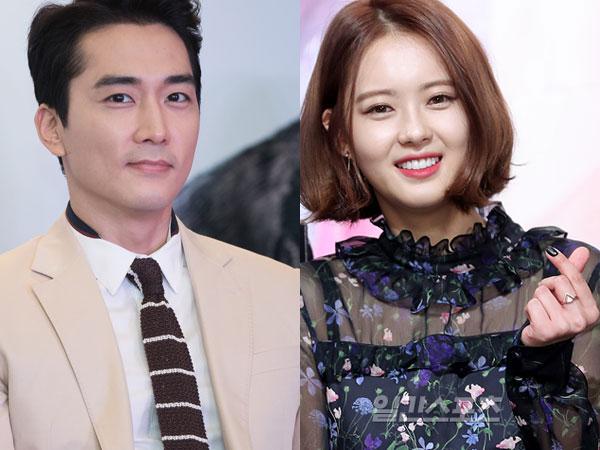 Song Seung Hun dan Go Ara akan Bintangi Drama Bertema Malaikat Maut?