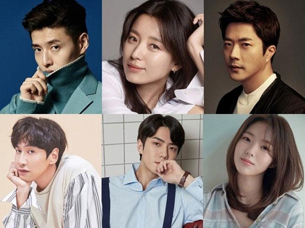 Total 9 Orang, Lee Kwang Soo Hingga Sehun EXO Jadi Anggota Spin-Off 'House on Wheels'