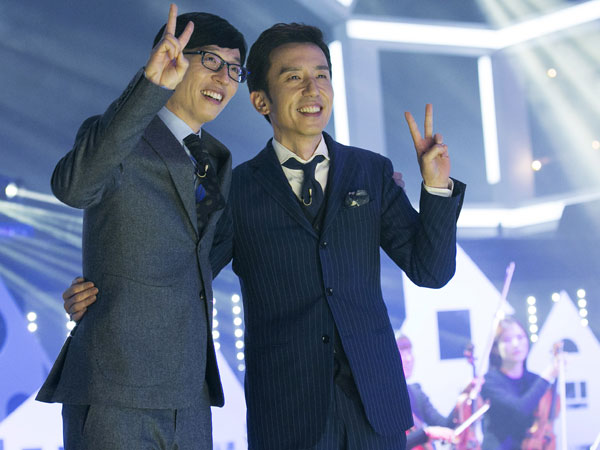 Yoo Jae Suk dan Yoo Hee Yeol Siap Kembali Bertarung di 'Sugar Man' Season 2!