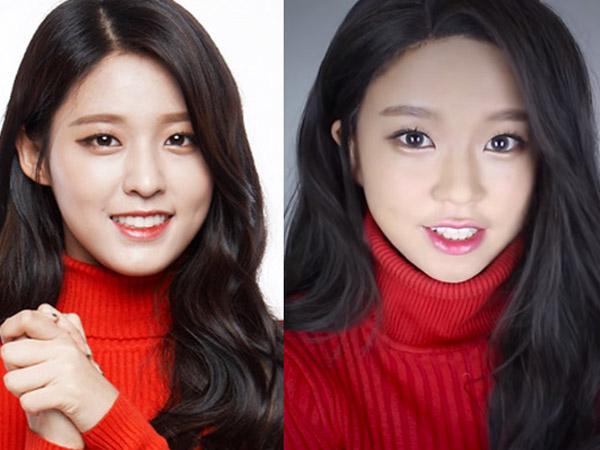 Berdandan Mirip Idola K-Pop, Gadis Ini Jadi Viral!