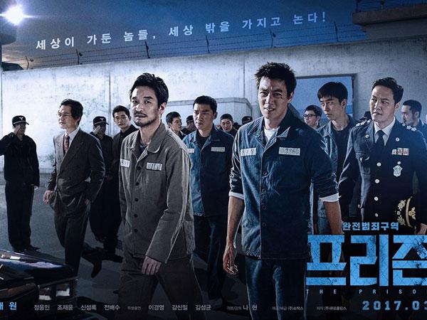 Jadi yang Terfenomenal, Film 'The Prison' Berhasil Geser Posisi 'Beauty and The Beast' di Korea!