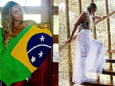 Rambut Panjang Sekejap, Beyonce Curi Perhatian