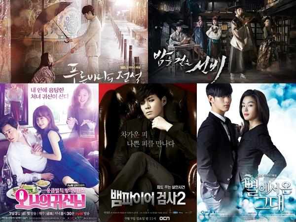 5 Drama Korea Ini Ceritakan Tentang Makhluk Mitologi (Part 1)
