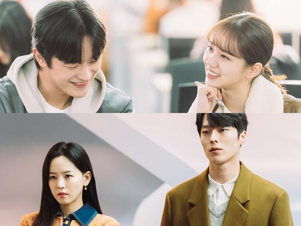 Jang Ki Yong dan Kang Han Na Cemburu Dengan Kedekatan Hyeri dan Kim Do Wan