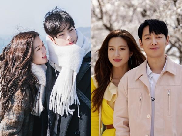 5 Aktor yang Pernah Menjadi Lawan Main Moon Ga Young