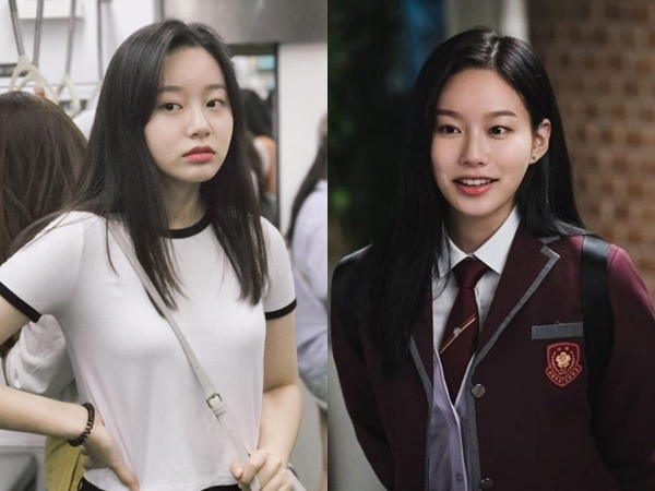 Fakta Park Yoo Na, Teman Sekolah Cha Eunwoo Hingga Pernah Jadi Trainee Idol