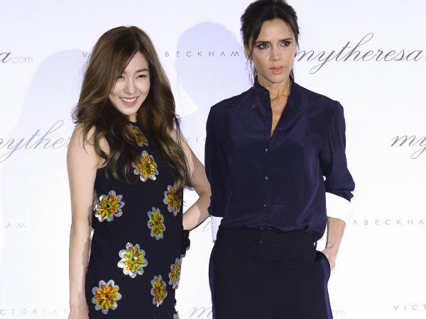 Ke Korea, Victoria Beckham Undang Tiffany SNSD di Jamuan Makan Malam