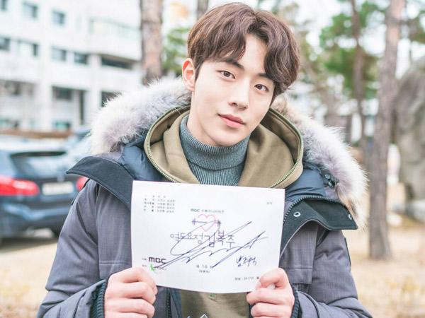 Nam Joo Hyuk Temukan Tipe Wanita Idealnya di Drama 'Weightlifting Fairy Kim Bok Joo'?