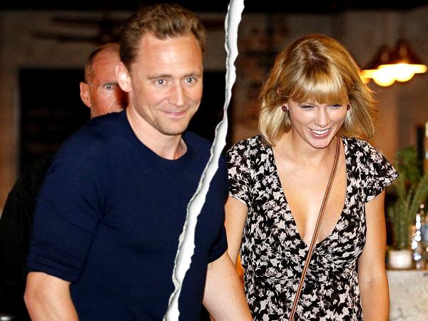Pacaran Singkat, Taylor Swift dan Tom Hiddleston Putus!