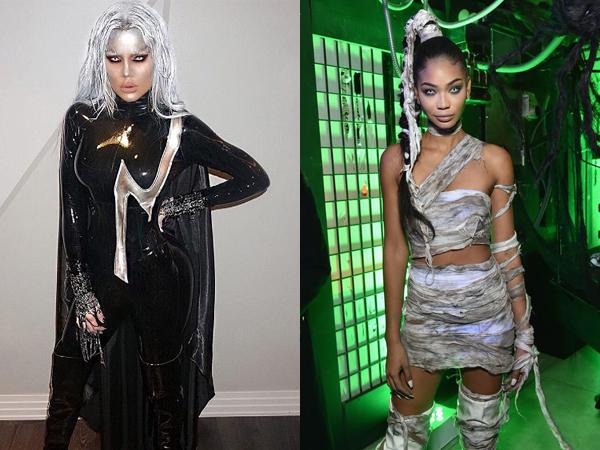 Deretan Tipe Kostum Halloween Selebriti Hollywood yang Bisa Jadi Inspirasi
