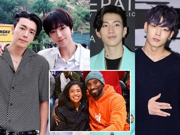 Sederet Idola K-Pop Ikut Berduka Atas Kepergian Kobe Bryant