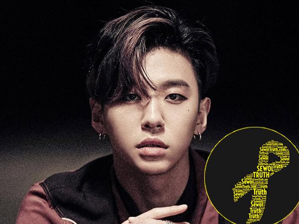 Lirik Lagu Ciptaan Yongguk B.A.P di Album 'Noir' Sindir Habis Pemerintah Korsel Soal Tragedi Sewol?