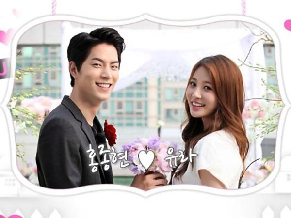 Yura Girls' Day Berikan Ciuman Pertamanya Untuk Hong Jong Hyun!