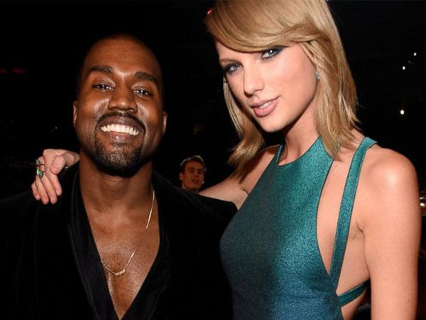 Rilis Album Baru, Kanye West Klaim Taylor Swift Terkenal Karena Dirinya