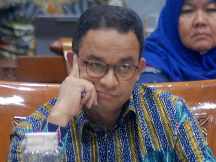 Kebijakan Efek Kejut Terkait Corona dari Anies Baswedan yang Dikritik Istana
