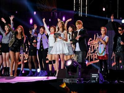 Duh, Daftar Pemenang dan Susunan Acara 'Golden Disk Awards 2014' Bocor Sebelum Dimulai!