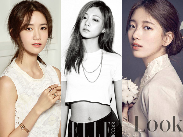 Lima Visual Girl Group K-Pop Terfavorit versi Voting di Facebook