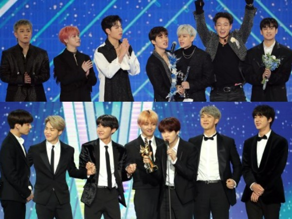 iKON Menang Daesang, Inilah Daftar Lengkap Pemenang GDA 2019 Kategori Digital