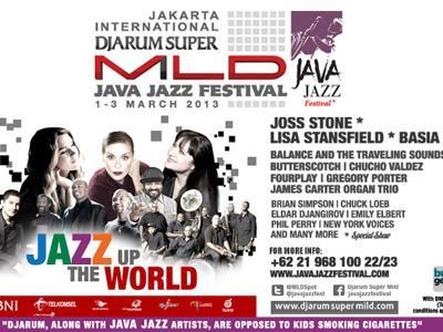 Java Jazz Festival 2013 Siap Hadirkan Berbagai Pertunjukkan Spesial
