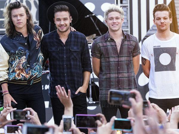 Bakal Vakum 10 Tahun, One Direction Sukses Hancurkan Hati Fans