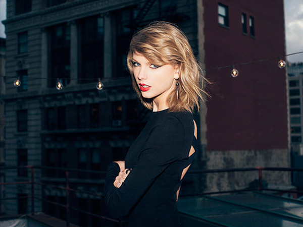 Ganti Gaya Rambut, Taylor Swift Makin Cantik Pasca Putus dari Tom Hiddleston