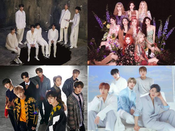 Inilah Daftar Artis Korea dengan Penjualan Album Terlaris di Jepang