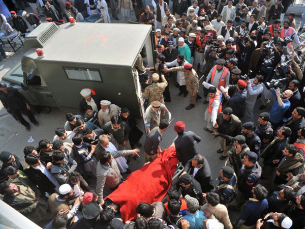Penembakan Kembali Terjadi di Universitas Pakistan, Taliban Tak Kompak Mengklaim Penyerangan