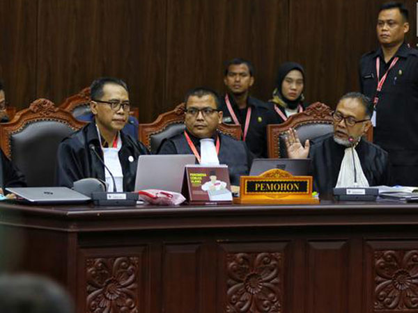 Begini Detail yang Diungkap Kubu Prabowo Terkait Penyamaran Sumbangan Dana Kampanye 01 di Sidang MK