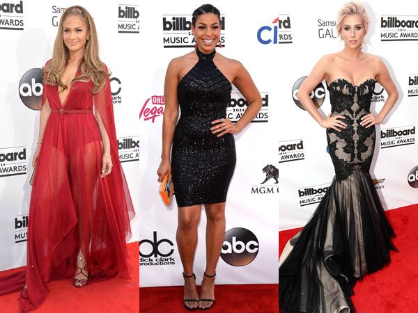 Ini Dia Para Selebriti dengan Busana Terbaik di Billboard Music Awards 2014